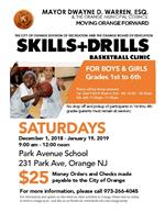 Skills and Drill Clinic