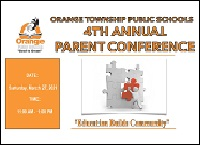 4th Annual District Parent Conference YouTube Video