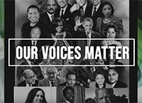 Our Voices Matter