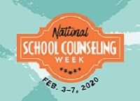 National School Counseling Week 2020