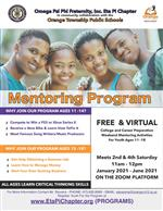 Click here for Mentoring Program information.