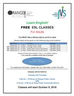 Free ESL Classes