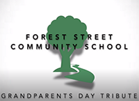 Grandparents Day Tribute at Forest Street Community School