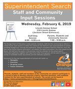 Orange Public Schools Overview