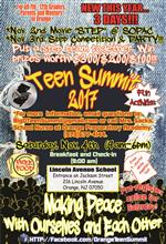 Teen Summit 2017