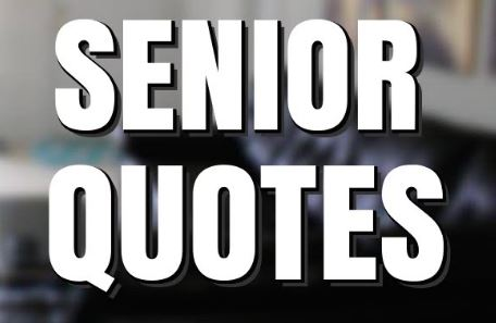 Submit Your Senior Quote...and MORE