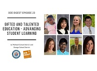 NJDOE Podcast: Gifted and Talented Education - Advancing Student Learning