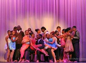 Dance Ensemble 2010-2011