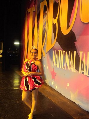 Miss Starbound 2011-I've trained 6 yrs.