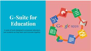 G- Suite for Education / [$SectionName$]'s Homepage