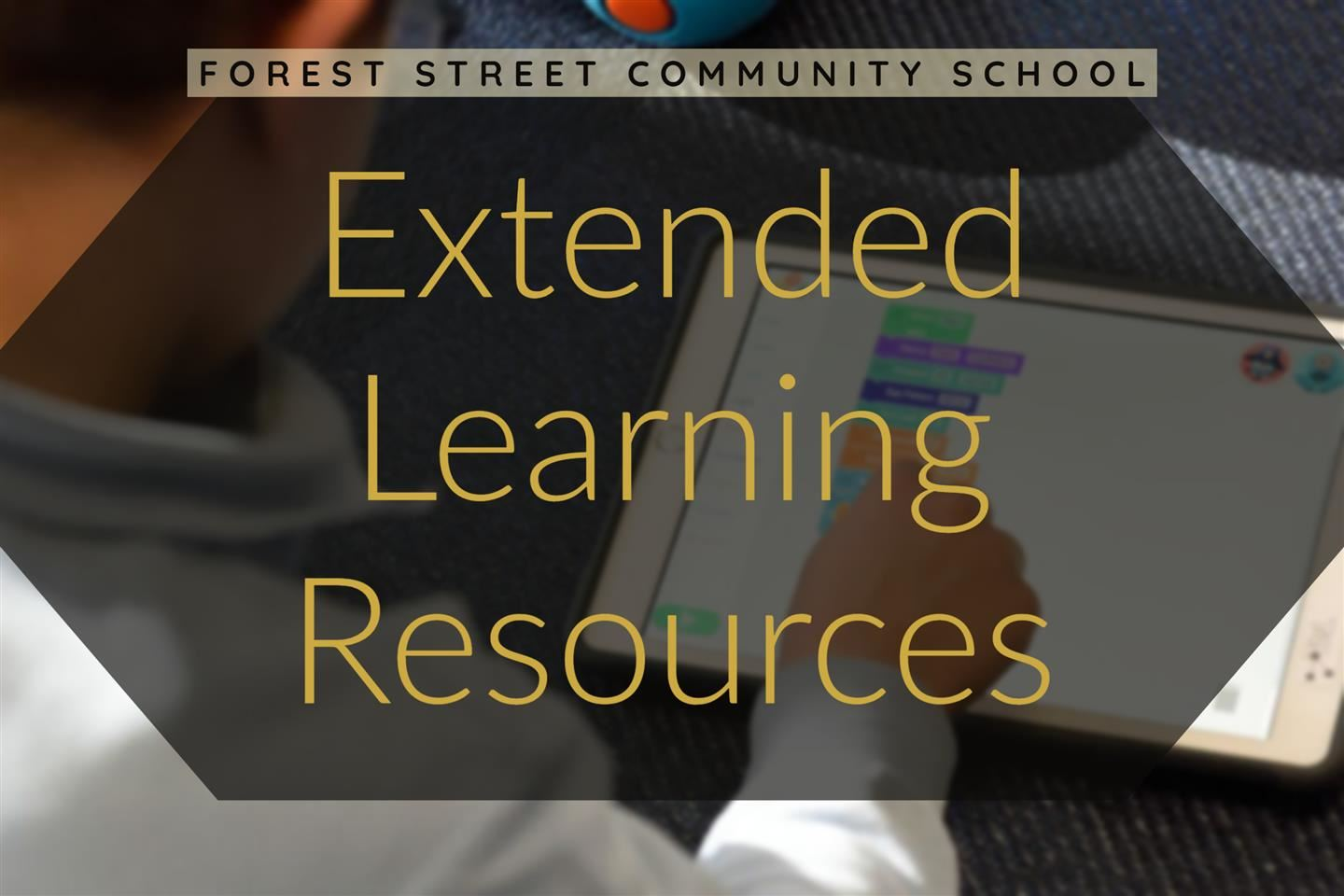 Extended Learning Resources for Parents
