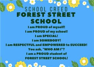 FSS School Creed