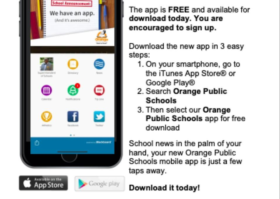 Download the District APP