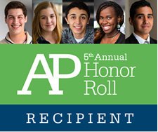 5th Annual AP Honor Roll