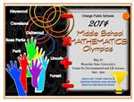Middle School Mathematics Olympics