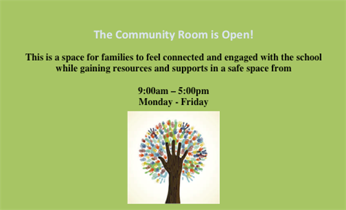 Community Room Hours